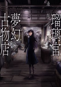 瑠璃宮夢幻古物店2巻カバー